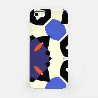 Thumbnail image of Sahara Street Checkers iPhone Case, Live Heroes