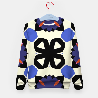 Thumbnail image of Sahara Street Checkers Kid's sweater, Live Heroes