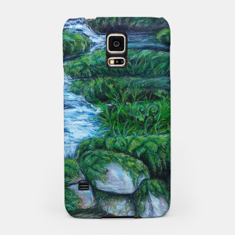 Thumbnail image of Moss and River Samsung Case, Live Heroes