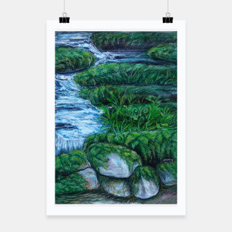 Thumbnail image of Moss and River Poster, Live Heroes