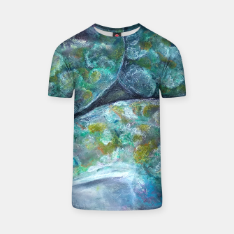 Thumbnail image of Moss and Stones  T-shirt, Live Heroes