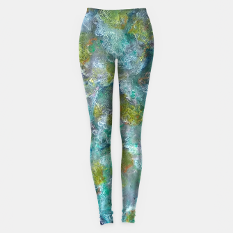 Thumbnail image of Moss and Stones  Leggings, Live Heroes
