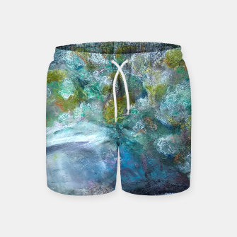 Thumbnail image of Moss and Stones  Swim Shorts, Live Heroes