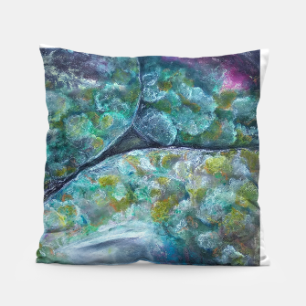 Thumbnail image of Moss and Stones  Pillow, Live Heroes