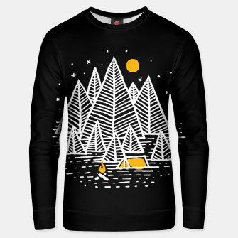 Thumbnail image of Happy Camper Unisex sweater, Live Heroes
