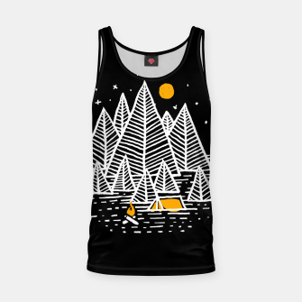 Thumbnail image of Happy Camper Tank Top, Live Heroes