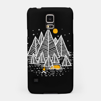Thumbnail image of Happy Camper Samsung Case, Live Heroes