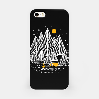 Miniatur Happy Camper iPhone Case, Live Heroes