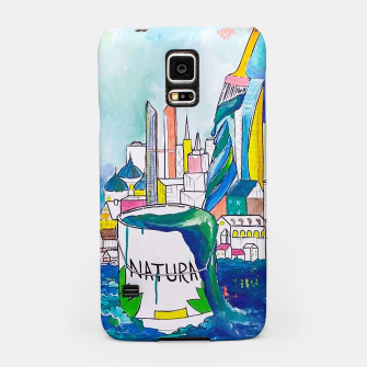 Thumbnail image of Color Urbanization Samsung Case, Live Heroes