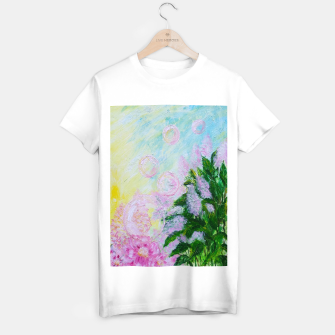 Thumbnail image of Summer Bubbles T-shirt regular, Live Heroes