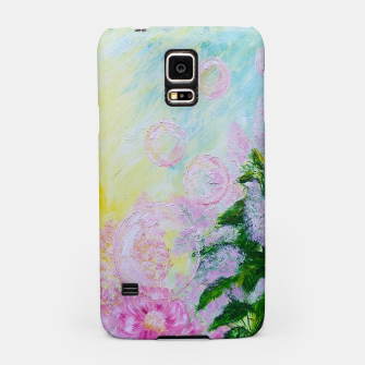 Thumbnail image of Summer Bubbles Samsung Case, Live Heroes
