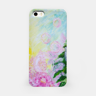 Thumbnail image of Summer Bubbles iPhone Case, Live Heroes