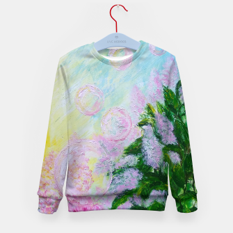 Thumbnail image of Summer Bubbles Kid's sweater, Live Heroes
