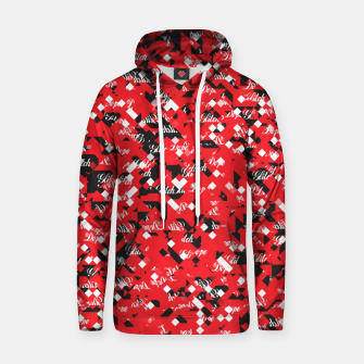 Thumbnail image of Dope Glitch Hoodie, Live Heroes