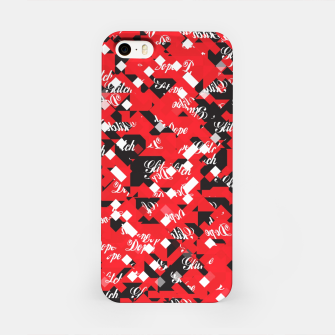 Dope Glitch iPhone Case obraz miniatury