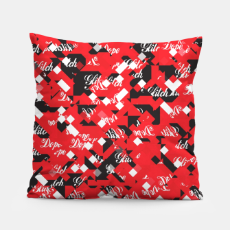Dope Glitch Pillow obraz miniatury
