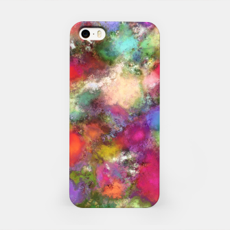 Thumbnail image of Falling petals iPhone Case, Live Heroes