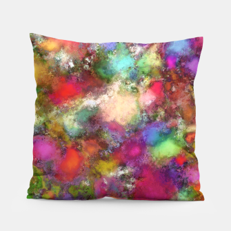 Thumbnail image of Falling petals Pillow, Live Heroes