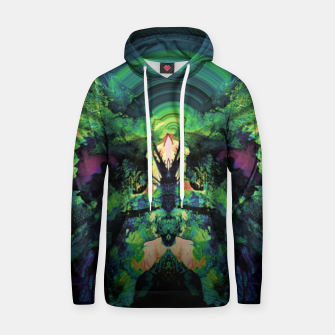 Miniatur Psychedelic Butterfly psyart Sweat à capuche , Live Heroes