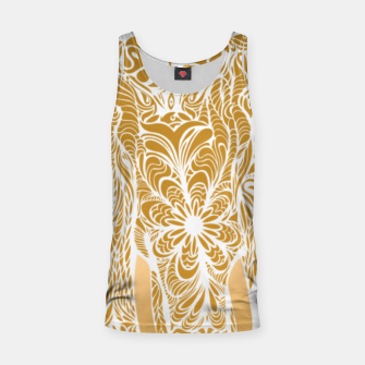 Miniatur Not a circus golden elephant by #Bizzartino Tank Top, Live Heroes