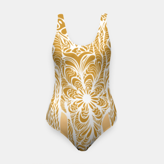Miniatur Not a circus golden elephant by #Bizzartino Swimsuit, Live Heroes