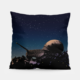 Thumbnail image of While you were sleeping Pillow, Live Heroes