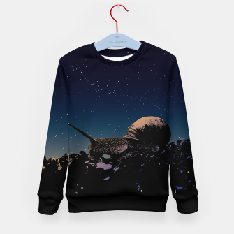 Thumbnail image of While you were sleeping Kid's sweater, Live Heroes