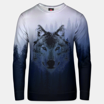 Thumbnail image of Wolf Sweater, Live Heroes