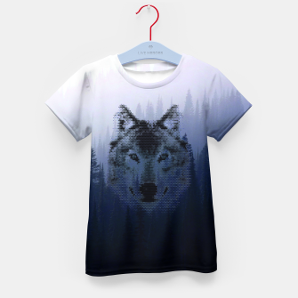 Thumbnail image of Wolf Kids T-Shirt, Live Heroes