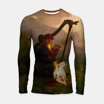Thumbnail image of King Heimer and Aslög by August Malmström Longsleeve rashguard , Live Heroes