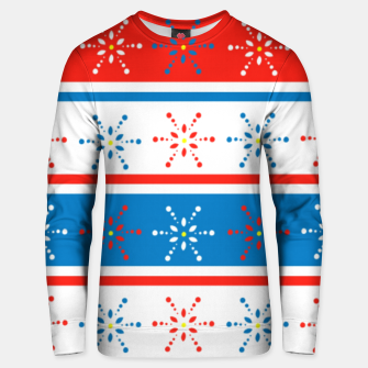 Thumbnail image of Snowflake Unisex sweater, Live Heroes