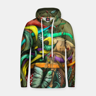 Thumbnail image of Blong Beautiful Girl Sleeping Hoodie, Live Heroes