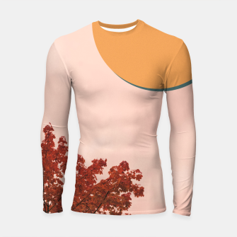 Miniatur Autumn and colors Longsleeve rashguard , Live Heroes