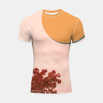 Miniatur Autumn and colors Shortsleeve rashguard, Live Heroes