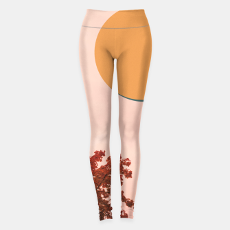 Miniatur Autumn and colors Leggings, Live Heroes