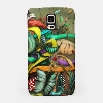 Thumbnail image of Blong Beautiful Girl Sleeping Samsung Case, Live Heroes