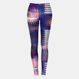 Thumbnail image of Waves of ultimate sadness Legginsy, Live Heroes
