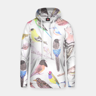 Thumbnail image of Birds of America- pets and wild birds Hoodie, Live Heroes