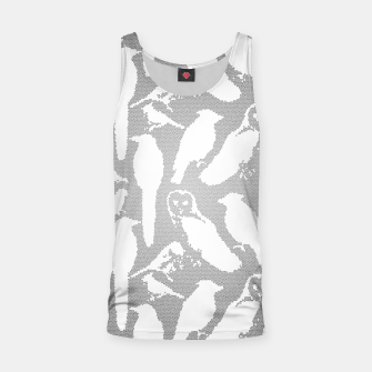 Wild birds mosaic effect Tank Top thumbnail image