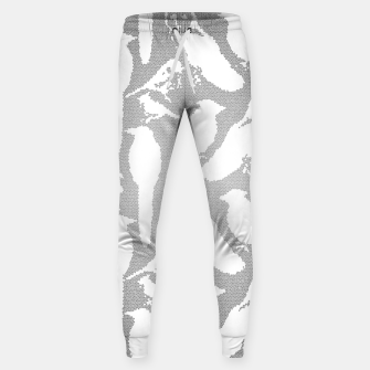 Wild birds mosaic effect Sweatpants thumbnail image