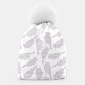 Birds in mosaic effect Beanie thumbnail image
