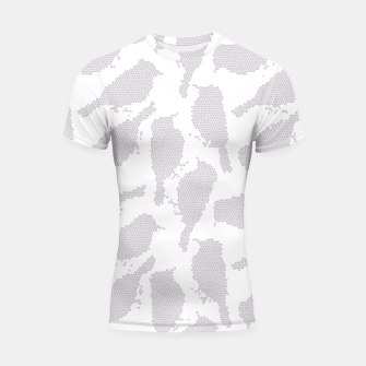 Thumbnail image of Birds in mosaic effect Shortsleeve rashguard, Live Heroes