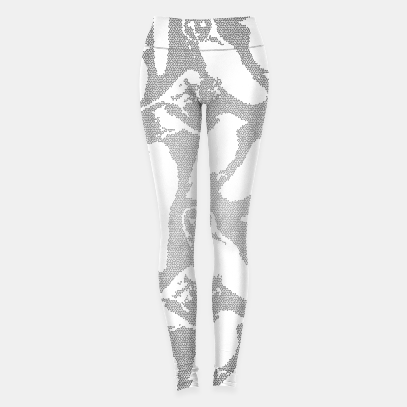 Image of Wild birds mosaic effect Leggings - Live Heroes