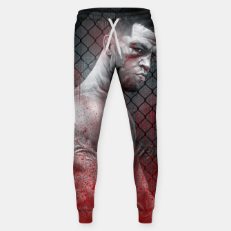 Thumbnail image of Nate Diaz Sweatpants, Live Heroes