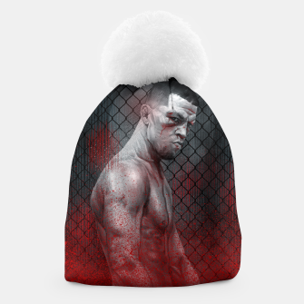 Thumbnail image of Nate Diaz Beanie, Live Heroes