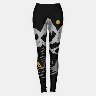 Thumbnail image of Into the Wild Leggings, Live Heroes