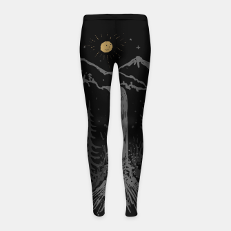 Miniature de image de Jungle Girl's leggings, Live Heroes
