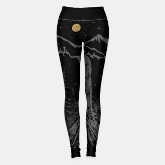 Miniature de image de Jungle Leggings, Live Heroes