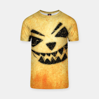 Thumbnail image of Halloween Face T-Shirt, Live Heroes