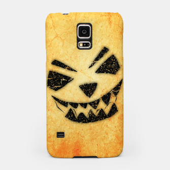 Thumbnail image of Halloween Face Handyhülle für Samsung, Live Heroes